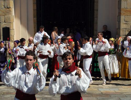 Fiestas populares de Santillana del mar